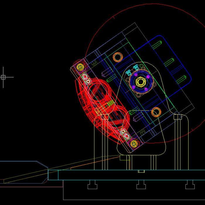 Cad Fixture Design Concept-FF