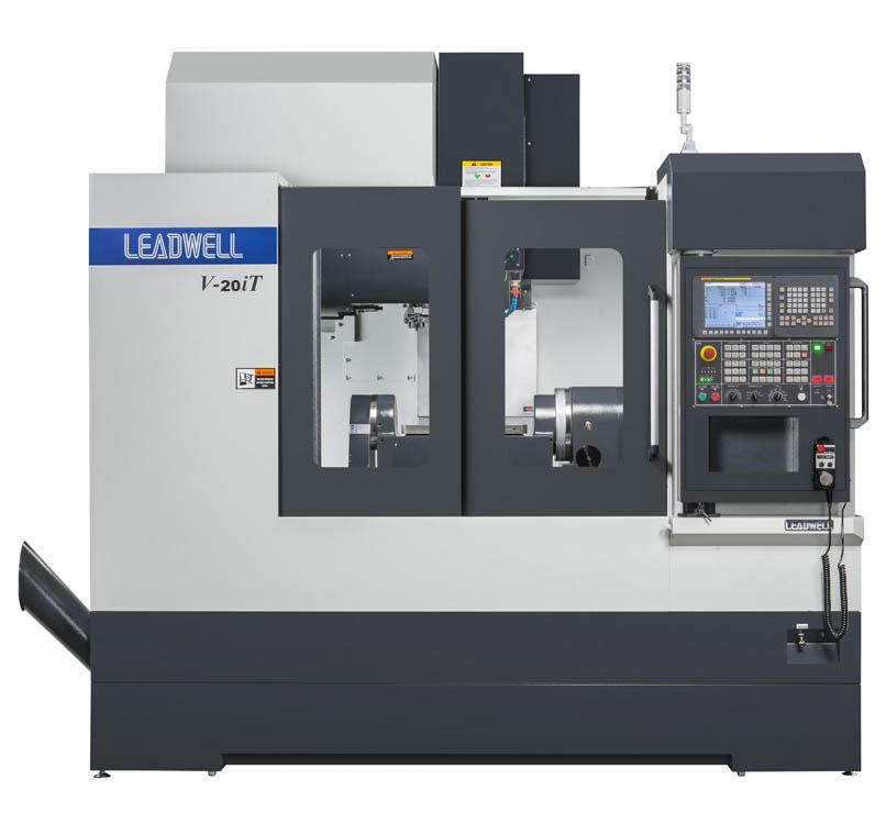 Leadwell V20iT CNC