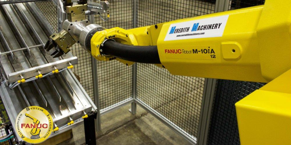 FANUC AMERICA - Meredith Machinery