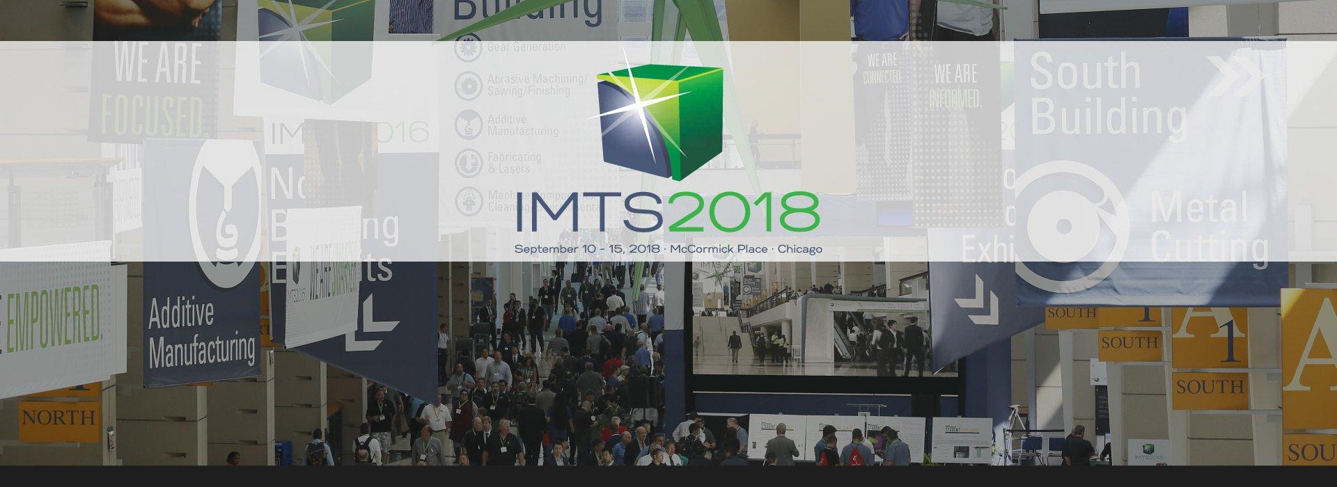 Meredith Machinery IMTS 2018
