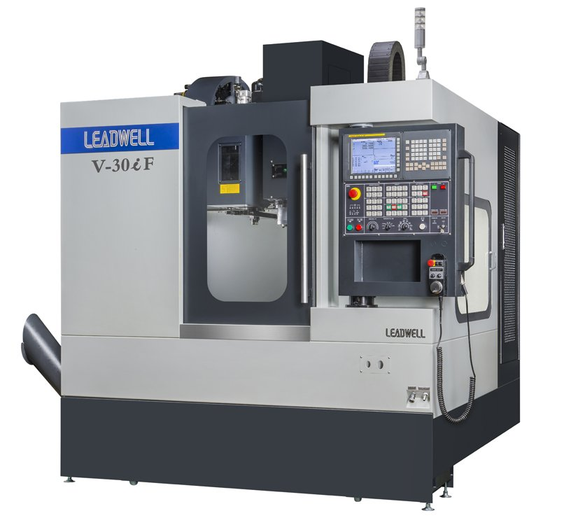 Leadwell V 30if CNC Machining Center