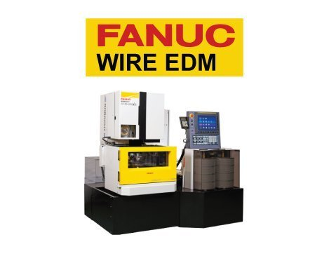 FANUC WIRE EDM MEREDITH MACHINERY