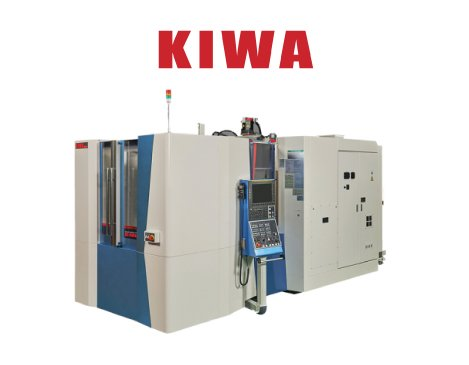 KIWA MILLING CNC MACHINE