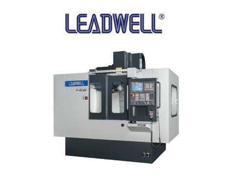 LEADWELL MILLING CNC MEREDITH MACHINERY