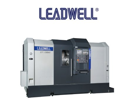 Leadwell CNC Machine Tool Turning Meredith Machinery