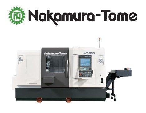 Nakamura Tome CNC Meredith Machinery