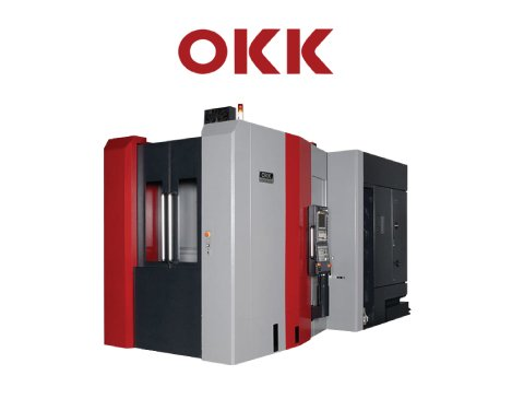 OKK CNC MILLING MEREDITH MACHINERY