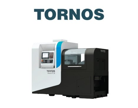 Tornos CNC Turning Meredith Machinery