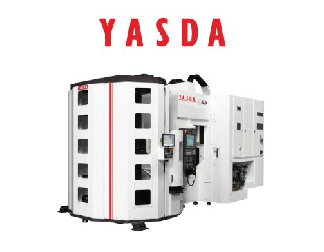YASDA MILLING CNC MEREDITH MACHINERY