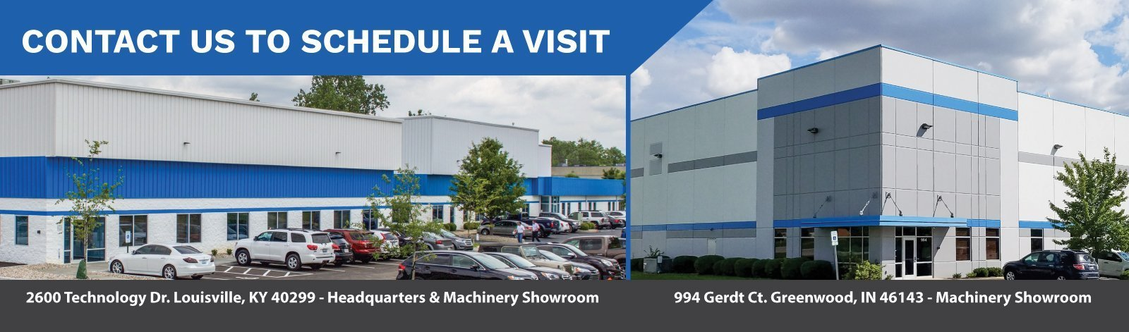 Meredith Machinery schedule a visit Indiana Kentucky CNC Distributor