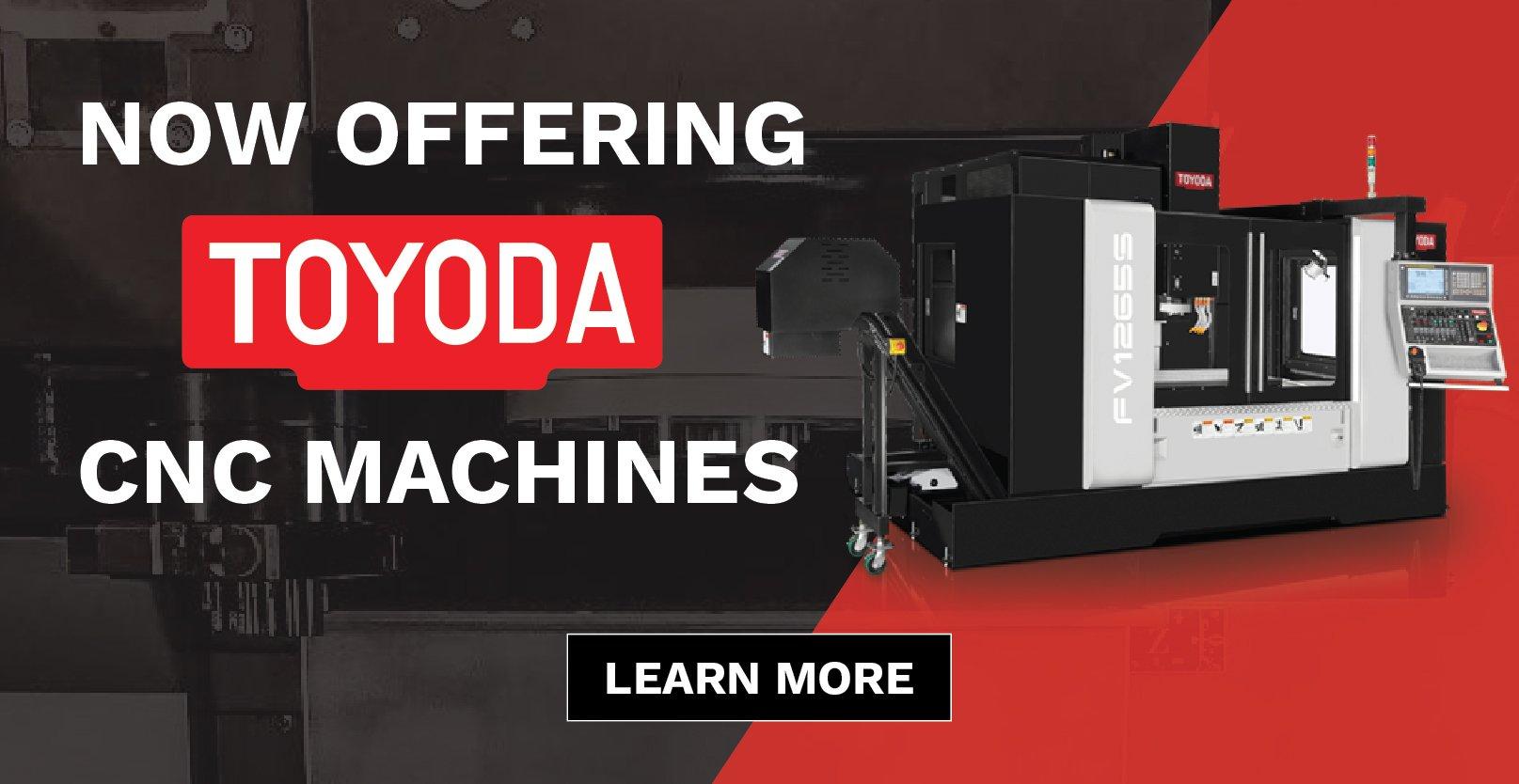 Meredith Machinery Toyoda CNC Machines Indiana Kentucky