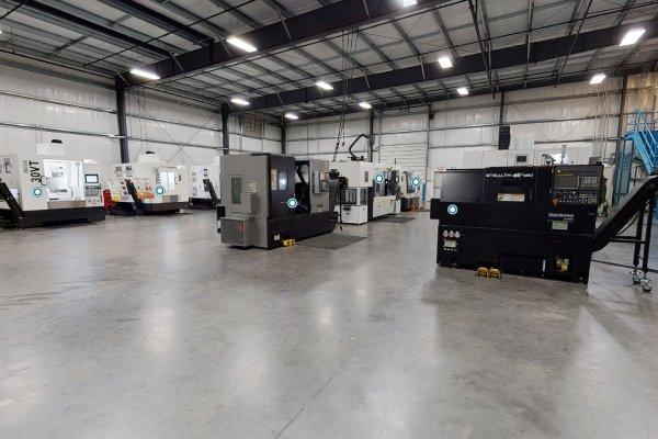Meredith Machinery Louisville-Kentucky-Showroom